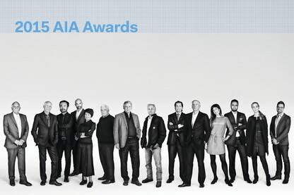 2015 AIA Honor Awards