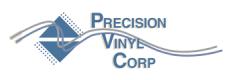 Precision Vinyl Logo