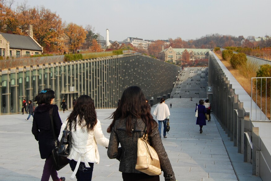 EWHA Womans University, Seoul, South Korea