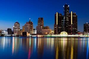 Detroit Revs Up Again