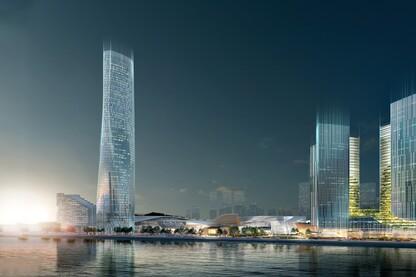 10 DESIGN | Zhuhai International Convention and Exhibition Centre Phase 2, Zhuhai, China