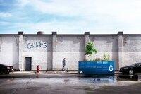 Dumpster Rain Gardens Coming to New York