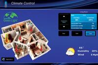 Green Light Integrated Lighting System, Crestron Electronics