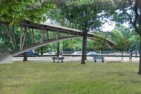 Project Gallery: Boston Esplanade Pedestrian Bridge