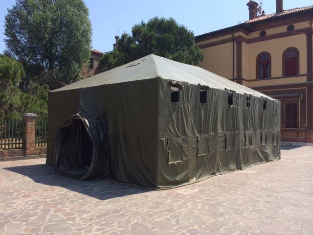 Ukraine's tent