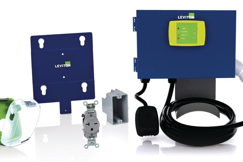 Leviton Manufacturing Co.'s Evr-Green