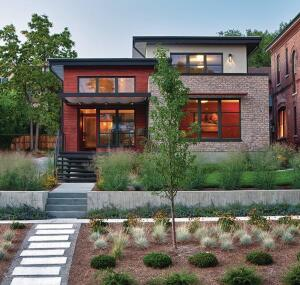 The Ruby House, in Salt Lake City, achieved Passive House certification.