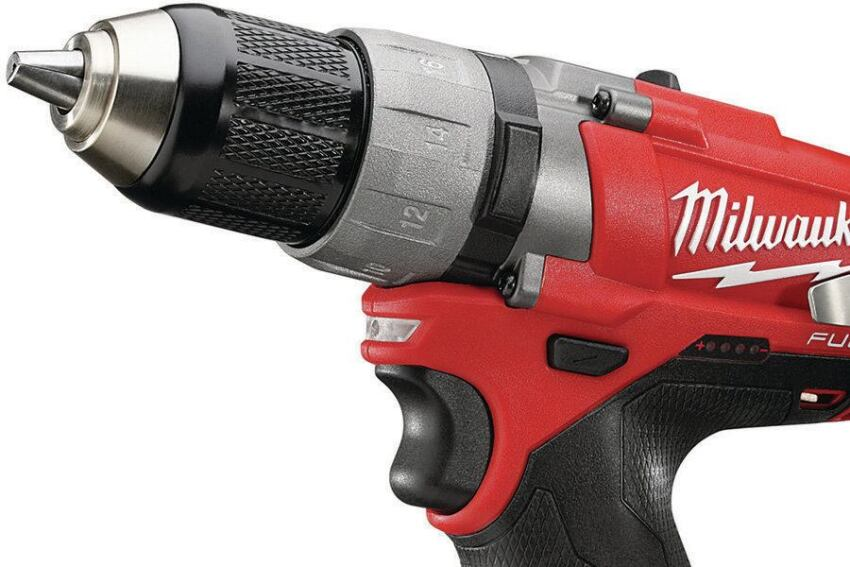 Milwaukee Electric Tools' FUEL drill/driver