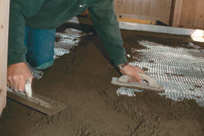 Floating A Mud Bed For Ceramic Tile Jlc Online