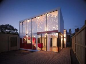 Tattoo House in Victoria, Australia, by Andrew Maynard Architects, which was featured as one of RA's 15 Young Firms To Watch in 2012.