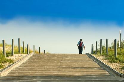 Kebony Beachwalks in Usedom