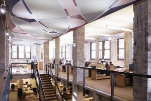 Workspace: THA Architects