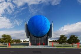 Kirsehir Planetarium