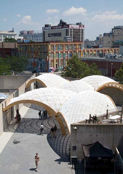 """BEATFUSE!"" by OBRA Architects (2006)."