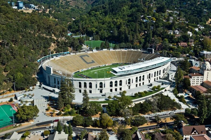 uc berkeley memorial stadium & simpson center | architect magazine