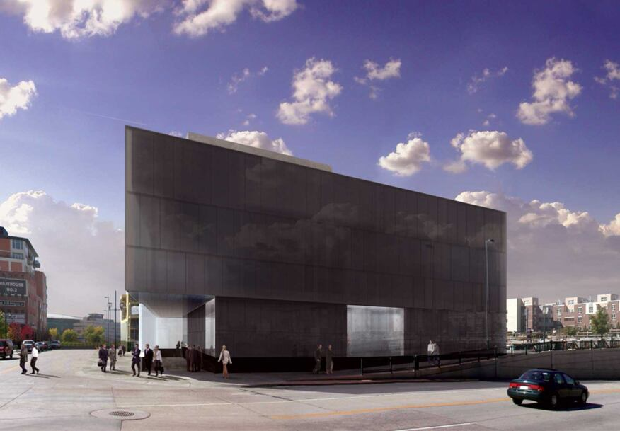 Museum of Contemporary Art Denver by Adjaye Associates.