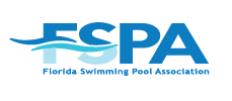 Florida Swimming Pool Assn. Logo
