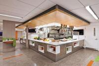 An In Focus Look at Friends Seminary Cafeteria
