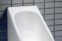 Urinals provide a water-saving opportunity