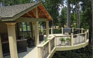 Build Strong And Stylish Porches Designing The Structure