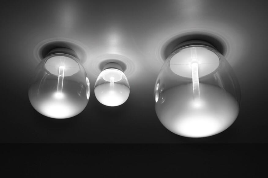 seven streamlined luminaires architect magazine products lighting artemide lambert et. Black Bedroom Furniture Sets. Home Design Ideas