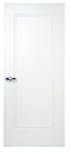 VT Industries uses a thermoset process to cover the entire surface of its new VT Powder Coat doors with a protective shell that resists scratches, making the doors suitable for high-impact areas. Available with an antimicrobial finish, the doors come in five standard colors—Dover white (shown), white sand, black, stop red, and lapis blue—with a smooth or micro-texture coating. • vtindustries.com