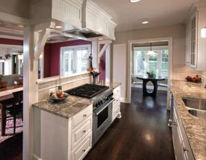 Ranch remodel reclaims open space   Remodeling   Kitchen, Design