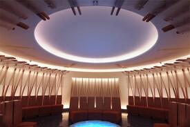 Quiet Room - Duke Cancer Center, Duke University Medical Center