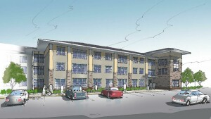 Forty-five affordable apartments for seniors are  under construction at The Lodges at Naylor Mill in Salisbury, Md., with the support of a new