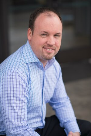 David Weison, vice president of software development.