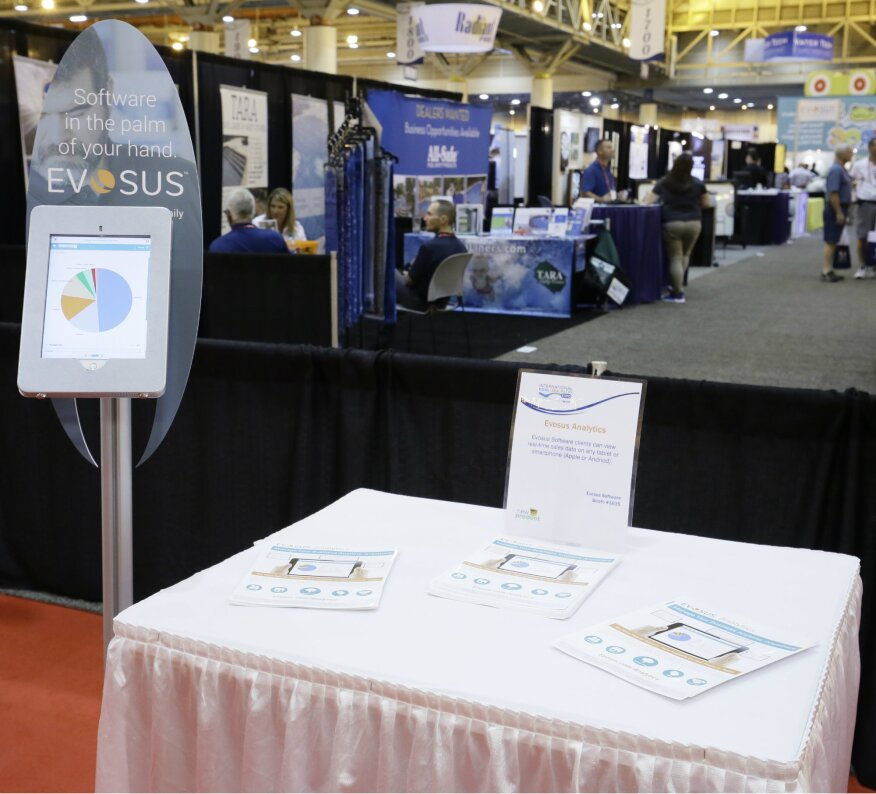 Best new product winners from the 2016 psp expo showcase for Pool spa show 2016