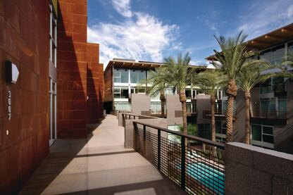 Safari Drive Condominiums, Scottsdale, Ariz.