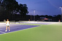 City Serves Up a New Tennis Court