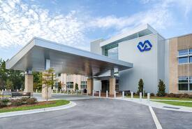 Veterans Affairs Greenville Outpatient Center