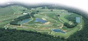 Chaney converted its former Mardis Pit into the 18-hole Renditions Golf Grand Slam Experience. The reclamation project won awards from the Maryland Department of the Environment and the Interstate Mining Compact Commission in 2004.