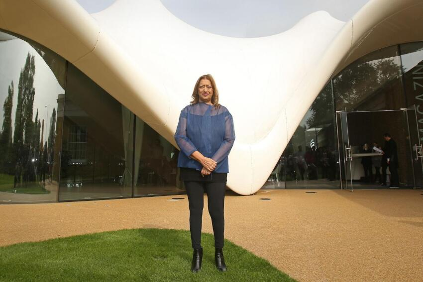 In Defense of Zaha Hadid in the Defamation Lawsuit