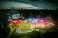 Serpentine Gallery Releases 2015 Pavilion Design