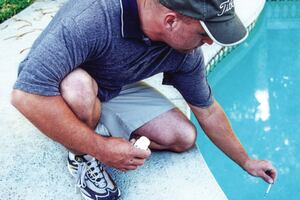 Methods and Limitations of Routine Pool Water Testing