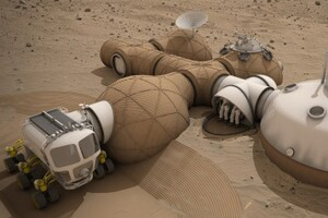 NASA 3D-Printed Habitat Challenge: Team LavaHive