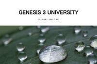 Genesis 3 Redesigns Program