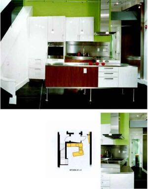 PRODUCT PICK FROM ARCHITECT STEPHEN J. VANZE: Eggersman European kitchen cabinets