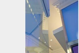 Epsilon Ground Floor Lobby and Offices
