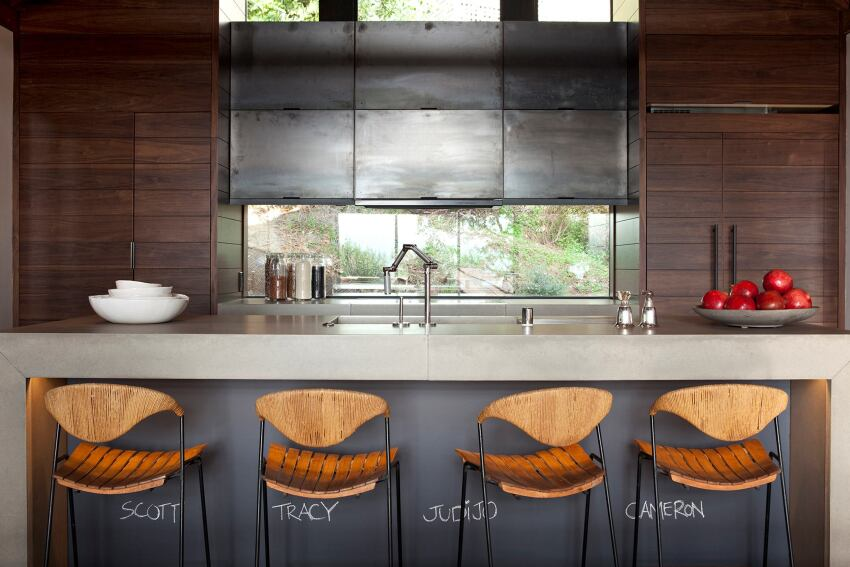 Design Details: Kitchen Seating