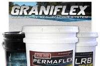 The Concrete Protector Offers the Graniflex Resurfacing System