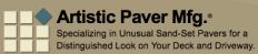Artistic Paver Mfg. Logo