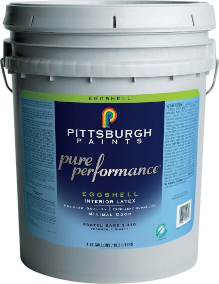 Pure Performance paints from Pittsburgh Paints