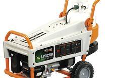 Propane-Powered Generator