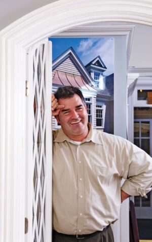 Sean Sims, marketing administrator
