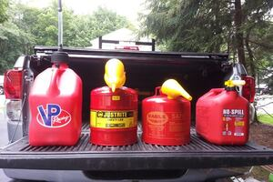 Gas Cans that Actually Work