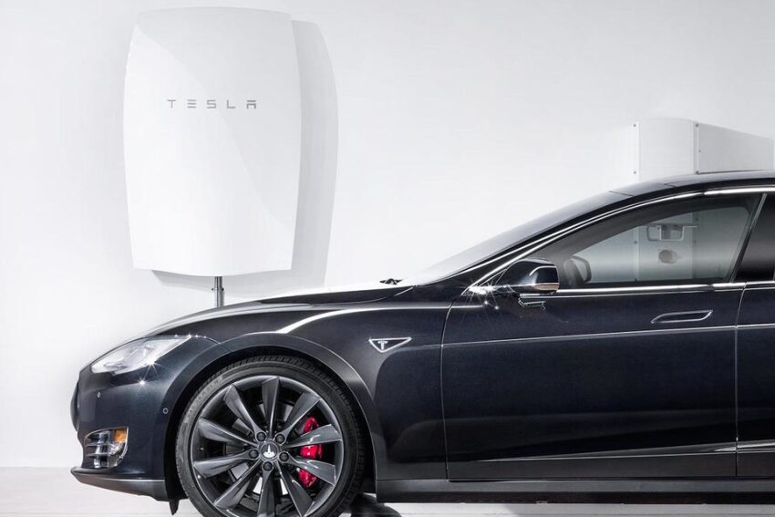 Is your House Ready for a Tesla Battery?